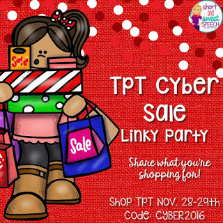 TPT Cyber Monday Sale 2016