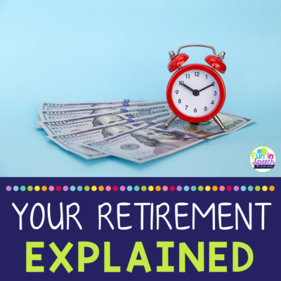 Your School Retirement Exlained